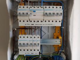 Elektriko paslaugos už gera kaina ir kokybe