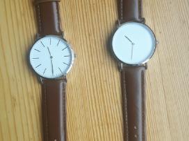 Klasikiniai minimalistiniai laikrodžiai