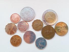 Azijos monetų rinkinukas