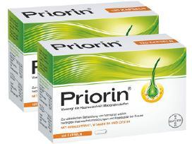 Originalus Vokiški Priorin Vitaminai plaukams