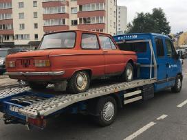 Tralas - Traliukas autovezis Vilniuje