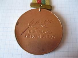 Lietuvos aviacijos sporto medalis - nuotraukos Nr. 2