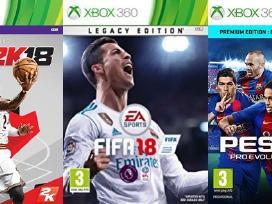 Xbox 360 neoriginalūs žaidimai
