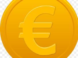 2 proginių eurų (Unc) pardavimas