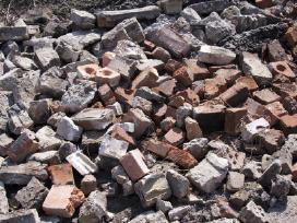 Statybinių Atliekų, šiukšlių Išvežimas