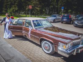 Cadillac Deville 78s Nuoma !