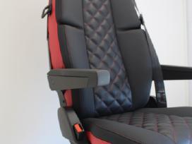 Vilkikų sėdynių siuvimas ir remontas - nuotraukos Nr. 4