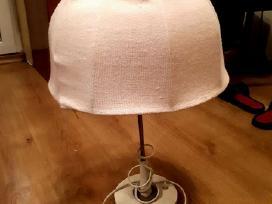 Senovinė atnaujinta stalinė lempa