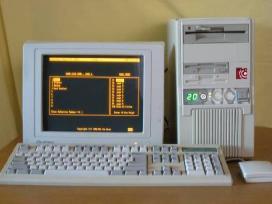 Superku senus kompiuterius, gali but su defektais