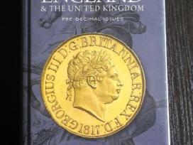 Spink,anglišku monetų katalogai,(2017)