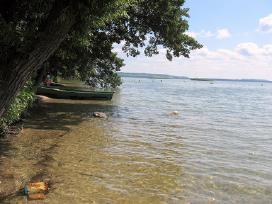 Parduodamas sklypas prie Dusios ezero su pakrante