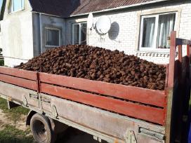 Durpiu briketai 210eur/3 tonos (Lietuva)