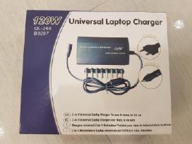 Universalus nešiojamo kompiuterio pakrovėjas