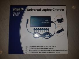 Universalus nešiojamo kompiuterio pakrovėjas - nuotraukos Nr. 3