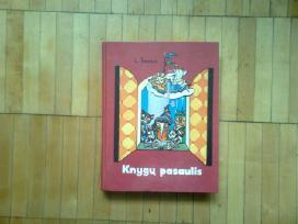 """L. Sepkus """"Knygu pasaulis"""" 1985 metai"""