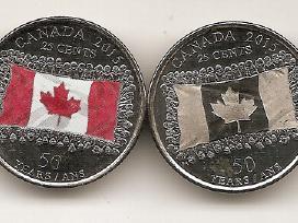 Kanada 25 cents 2015 veliavu komplektas
