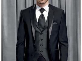 Vyrisku kostiumu smokingu fraku nuoma-pardavimas - nuotraukos Nr. 5