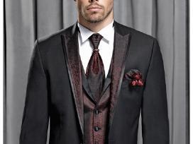 Vyrisku kostiumu smokingu fraku nuoma-pardavimas - nuotraukos Nr. 6