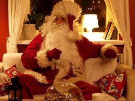 Kalėdų Senelis jau Klaipėdoje