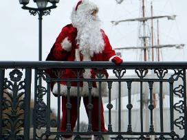 Kalėdų Senelis jau Klaipėdoje - nuotraukos Nr. 2