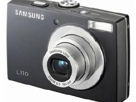 Puikus Samsung L110 skaitmeninis foto aparatas