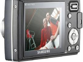 Samsung L110 skaitmeninis foto aparatas - nuotraukos Nr. 2