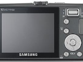Samsung L110 skaitmeninis foto aparatas - nuotraukos Nr. 3