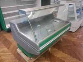 Šaldymo vitrinos iš sandėlio Klaipėdoje