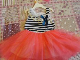 Suknelė - jaunoji jūreivė, 2-3 metai.