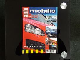 Žurnalai apie automobilius
