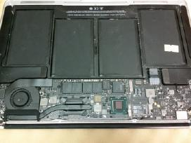 Apple MacBook Air A1369 Mid 2011 dalimis