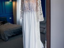 Karališka vestuvinė suknelė