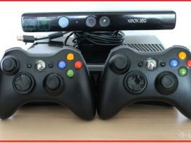 Xbox 360 250gb Atrištas Rgh+2 Pulteliai+kinect - nuotraukos Nr. 2