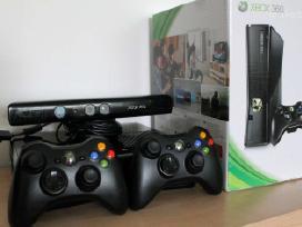Xbox 360 250gb Atrištas Rgh+2 Pulteliai+kinect