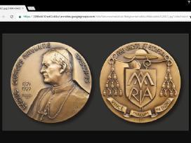 Lietuviskas stalo medalis