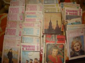 Parduodu knygas-zurnalus