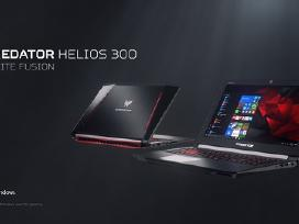 Acer Predator, Nitro i7-7700hq, Swift notebookai