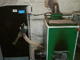 Kipi Rot Power ir Kipi Standart Granulių degikliai - nuotraukos Nr. 2