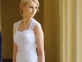 Nebrangi Vestuvinė suknelė - nuotraukos Nr. 4