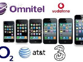 iPhone Gamyklinis Atrisimas Pigiausiai (Unlock)