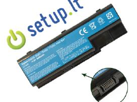 Naujos kompiuterių baterijos 40eur