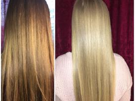 Cocochoco keratinas_galia tavo plaukams - nuotraukos Nr. 16
