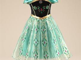 Anna suknelė iš Frozen kolekcijos
