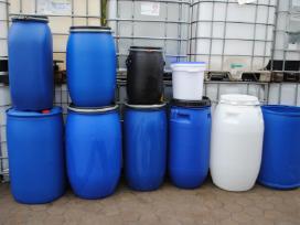 Plastikinės talpos nuo 20 iki 1000l