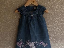 Džinsinis sarafanas - suknelė Tu 1,5-2 M 86-92cm