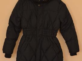 """""""Name it"""" pūkinė žieminė striukė - paltas, 128 cm"""