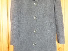 Naujas žieminis paltas iš vilnos