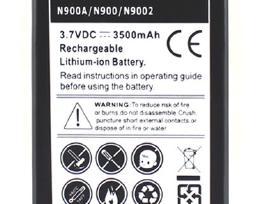 Samsung S2 S3 S4 S5 Note2 Note3 Note4 baterija - nuotraukos Nr. 5