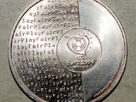Portugal 8 Euro silver coin 2004,km#752