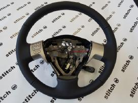 Vairo aptraukimas, apsiuvimas oda nuo 50 eur